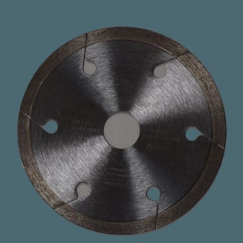 Профессиональный алмазный отрезной круг J-Slot D125