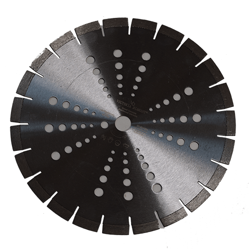 Алмазный круг железобетон Ф350х17х25,4/20 , Laser Profi, Victoria Diamant, Италия