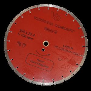 Алмазный диск по бетону Super-G-Laser, Victoria Diamant в Минске