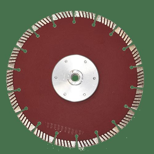 Профессиональный алмазный отрезной круг Turbo-Laser D230