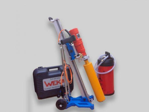 Алмазная установка Weka DK 17, набор
