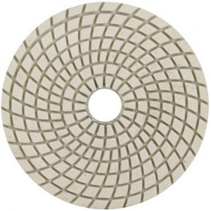 Гибкий шлифовальный круг (черепашка) Ф100мм Victoria Diamant