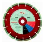 Красный алмазный диск