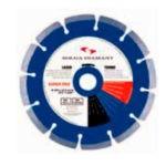 Синий алмазный диск