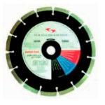 Черный алмазный диск