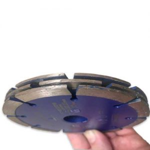 Тройной алмазный диск для штробореза 3 в 1, Victoria Diamant