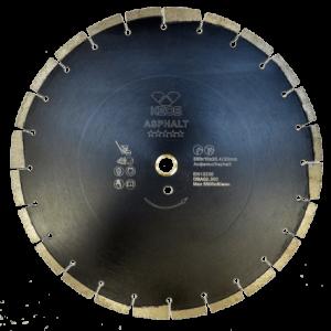 Турбированный алмазный диск KEOS Professional по асфальту