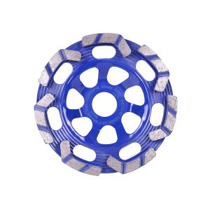 Алмазная шлифовальная чашка Distar Grindex