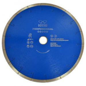 Сплошной алмазный диск KEOS Professional