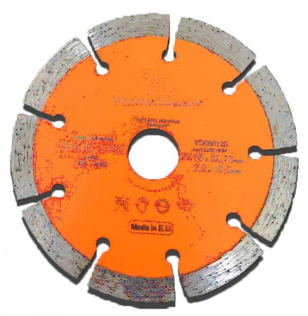 Алмазный отрезной диск Laser BASIC Line D125-350, Victoria Diamant