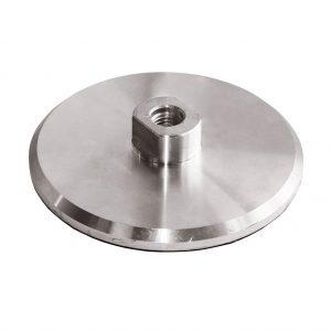 Держак для полировальных кругов RBB100/Aluminium, D100-125