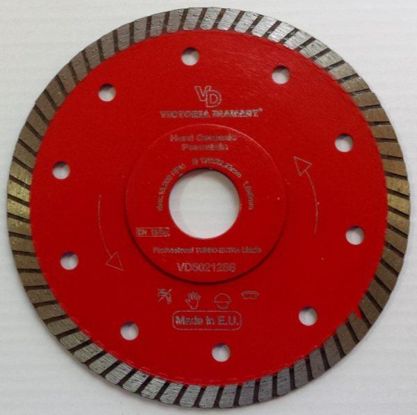 Алмазный диск по керамограниту Turbo – Extra Professional