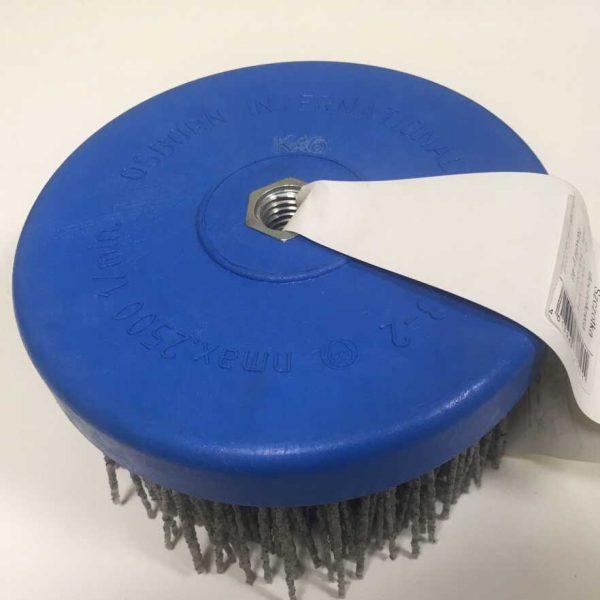 Алмазная щетка для браширования