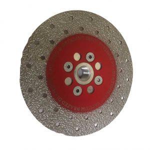 Алмазная фреза для подрезки и шлифовки, D125