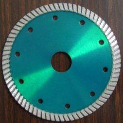 Алмазный диск Turbo (Синий) по граниту