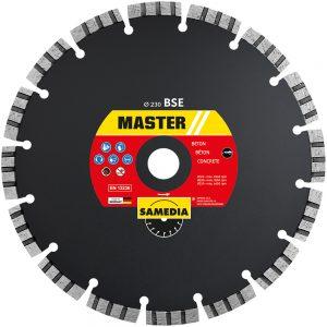 Алмазный диск по бетону MASTER BSE