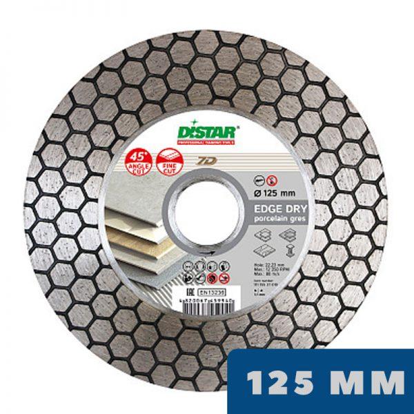 Алмазный диск Edge Dry 7D 125 мм