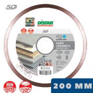 Алмазный диск HARD CERAMICS 5D 200 мм по керамограниту