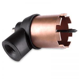 Адаптер сухого сверления М18-М16 с центратором (Пластик)