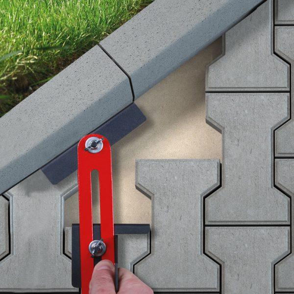 Ручной инструмент для разметки StoneTEMPLATE (шаблон каменьщика)