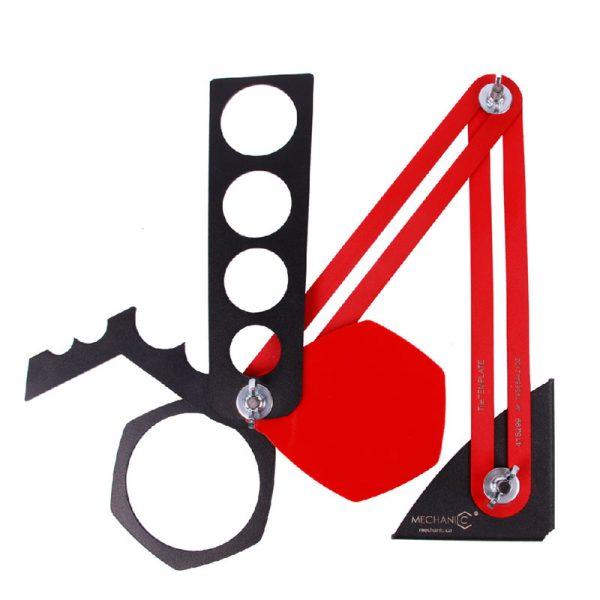 Ручной инструмент для разметки TileTEMPLATE (шаблон плиточника)