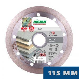 Алмазный диск 1A1R Razor Ø115 мм