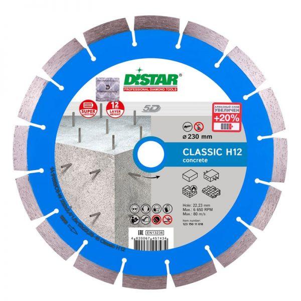 Алмазный диск 1A1RSS Classic
